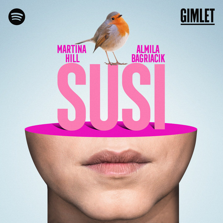 Cover des Podcasts Susi (Spotify Original)